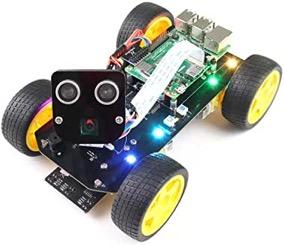 Freenove 4WD Smart Car Kit