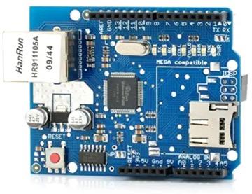 Gowoops W5100 Ethernet Shield Network Module