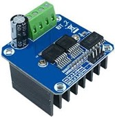 H Bridge BTS7960 Motor Drive Board 43A