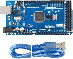 SunFounder Mega 2560 R3 Board ATmega2560-16AU