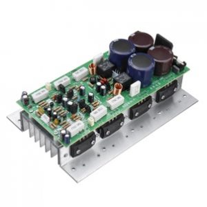 TWO CHANNEL STEREO HIGH-POWER AMPLIFIER BOARD 450W + 450W 1
