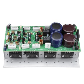 TWO CHANNEL STEREO HIGH-POWER AMPLIFIER BOARD 450W + 450W 2