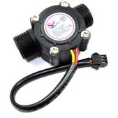 Water Flow Sensor YF-S201 (Hall sensor)