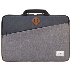 "Targus Strata II 15.6"" Laptop Sleeve - Grey/Brown"