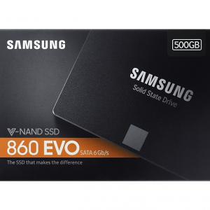 "SAMSUNG SSD 860 EVO 500GBSATA 2.5"""