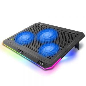 Havit RGB Laptop Cooling Pad Cooler for 15.6-17 Inch Laptop